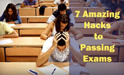 7 amazing hacks to passing exams